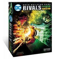 DC Comics Deck-Building Game: Rivals – Green Lantern vs Sinestro