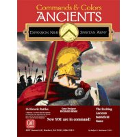 Commands & Colors: Ancients Expansion Pack #6: The Spartan Army