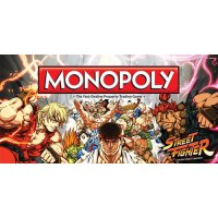 Monopoly: Street Fighter
