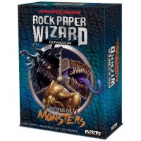 Dungeons & Dragons: Rock Paper Wizard — Fistful of Monsters