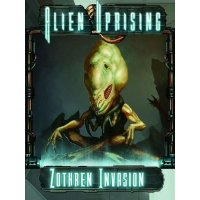 Alien Uprising: Zothren Invasion