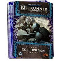Android: Netrunner LCG. Cyber War Corp Draft Pack