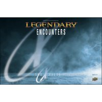 Legendary Encounters: The X-Files Deck Building Game