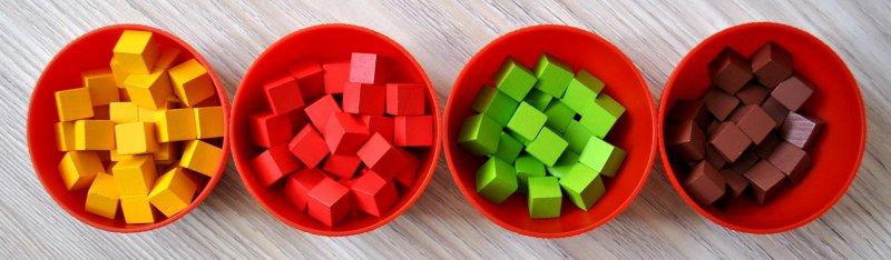 Кубики пряностей