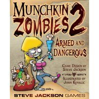 Munchkin Zombies 2 – Armed and Dangerous