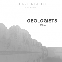 T.I.M.E. Stories: Geologists