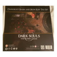 Dark Souls: The Board Game - Darkroot Basin and Iron Keep Tile Set