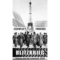 Conflict of Heroes: Blitzkrieg - France and the Lowlands 1940