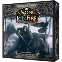 A Song of Ice & Fire: Tabletop Miniatures Game – Night's Watch Starter Set