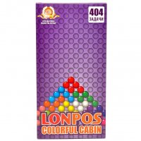 Lonpos Colorful Cabin 404