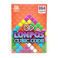 Lonpos Cubic Code 864