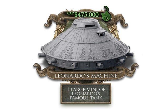 Танк Леонардо