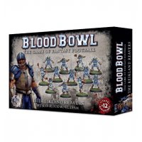 Blood Bowl - The Reikland Reavers Blood Bowl Team