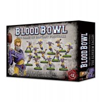 Blood Bowl - The Elfheim Eagles Blood Bowl Team