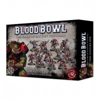Blood Bowl - The Gouged Eye Orc Blood Bowl Team