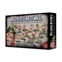 Blood Bowl - Blood Bowl: Nurgle's Rotters Team Blood Bowl Team