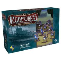 Runewars Miniatures Game: Spearmen Unit Expansion