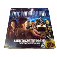 Doctor Who: Battle To Save The Universe