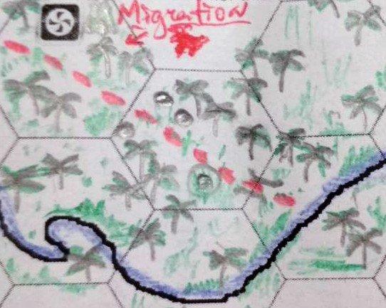 день 27 - джунгли