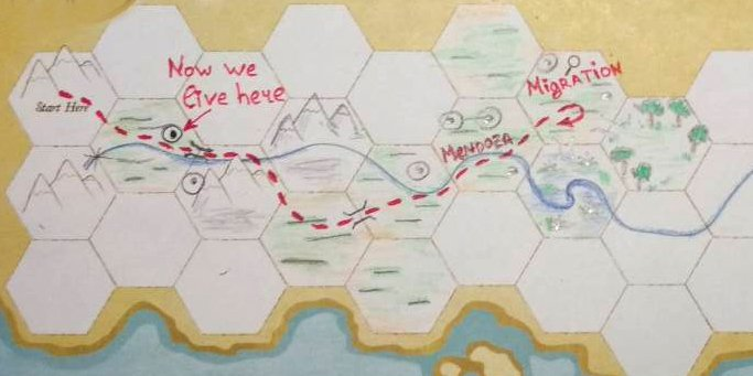 1572 - игра №2, конец пути