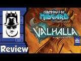 Champions of Midgard: Valhalla Review - with Tom Vasel