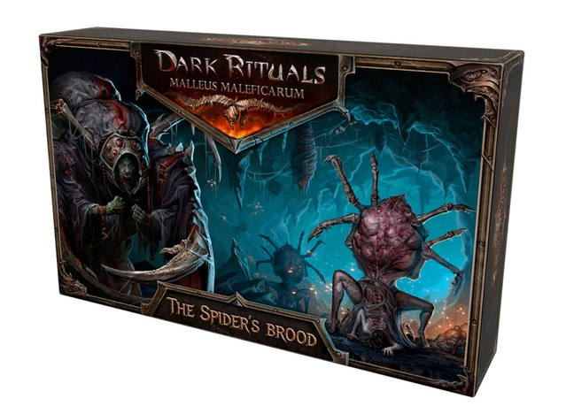 Spider's Brood Box