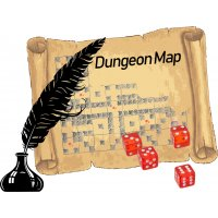 Dungeon Map #4d6
