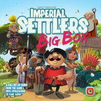Imperial Settlers: Big Box