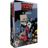 Hellboy: The Boardgame — In Mexico