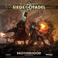 Mutant Chronicles: Siege of the Citadel - Brotherhood