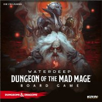 Dungeons & Dragons: Waterdeep: Dungeon of the Mad Mage