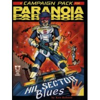 Paranoia: HIL Sector Blues