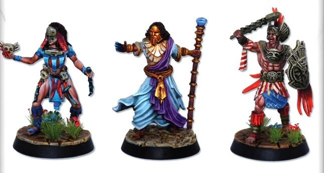 Painted Minis