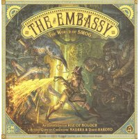 The World of SMOG: Rise of Moloch – The Embassy