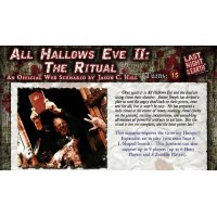 Last Night on Earth: All Hallows Eve II: The Ritual