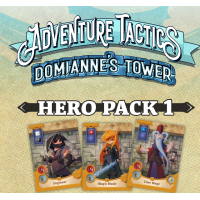 Adventure Tactics: Domianne's Tower Hero Pack 1