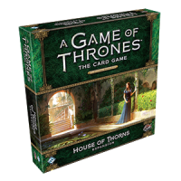 A Game of Thrones: The Card Game Second Edition - House of Thorns