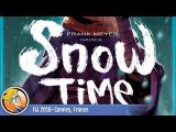 Snow Time — game overview at FIJ 2018 in Cannes
