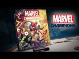 Marvel Champions Announcement Trailer