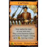 Dominion: Captain Promo Card