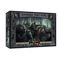 A Song of Ice & Fire: Tabletop Miniatures Game – Night's Watch Ranger Trackers