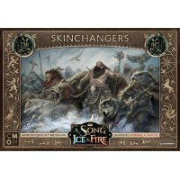 A Song of Ice & Fire: Tabletop Miniatures Game – Free Folk Skinchangers