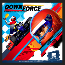 Downforce Cover Artwork
