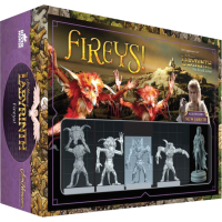 Jim Henson's Labyrinth: The Board Game - Fireys!
