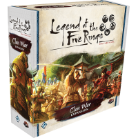 Legend of the Five Rings: The Card Game - Clan War