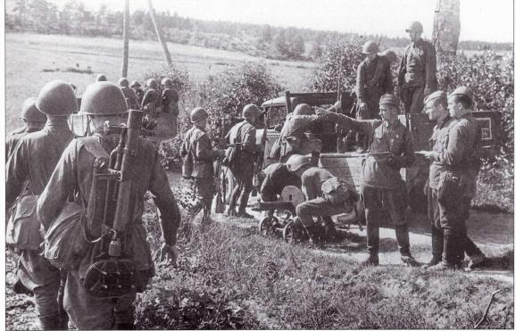 РККА в 41-м