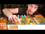 Shut Up & Sit Down - Cairn Review: Tactical Druid Rugby Chess?
