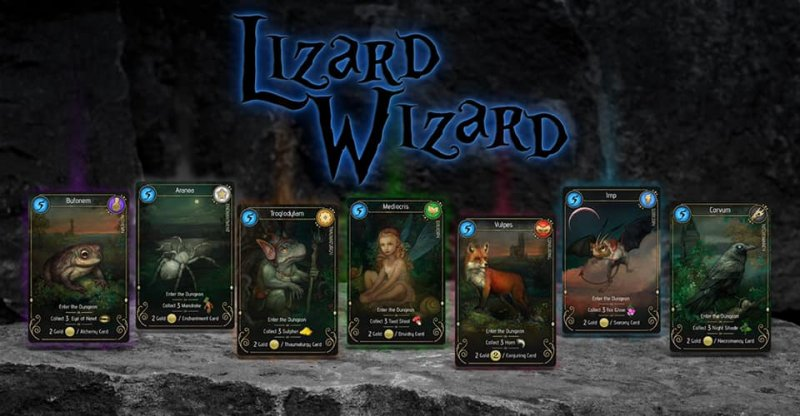 Familiar Cards