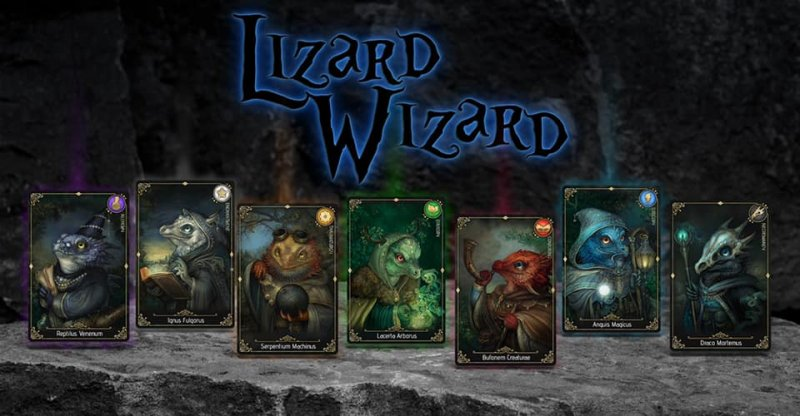 Wizard Cards