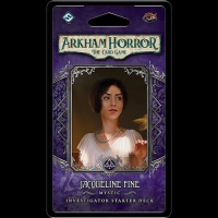 Arkham Horror: The Card Game - Jacqueline Fine Investigator Starter Dec